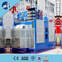 construction passenger hoist/construction hoist/rack and pinion construction hoist