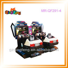 India electric racing machine, coin operated street racing car games machine--MR-QF291-4
