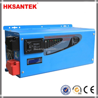 Power Star W7 1kw to 12kw 12v 24v 48v 220v dc to ac power inverter pures sine wave power inverter ups