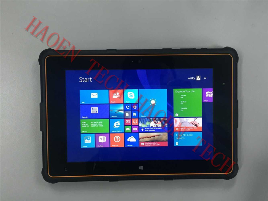 gps 3g 4g lte windows tablet with intel core military 3g nfc tablet computer fingerprint barcode. Black Bedroom Furniture Sets. Home Design Ideas