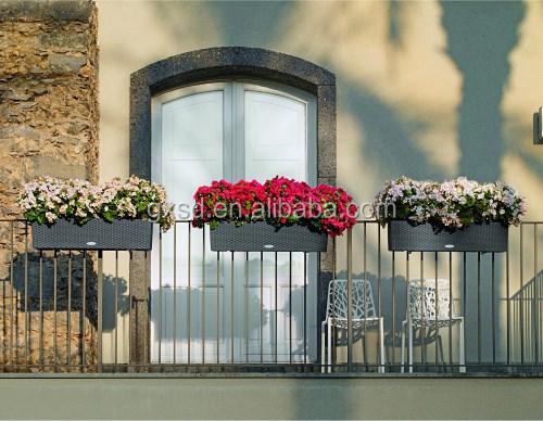 S&D balcony plastic rectangular long garden flower pots,flower pot stand (10).jpg