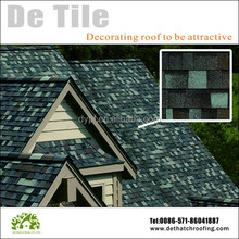 Economic and convenient installment roof tiles
