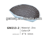 GM213-2 Furniture cabinet hardware leather handle