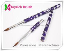 Acrylic Art Brush Nail Care Equipment from Nail Brush Manufacturer