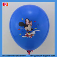 promotional advertising custom photo printed ballons printing picture balloon