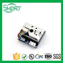 Smart bes GP2Y1010AU0F Dust sensor module ,Dust particle concentration PM2.5 , Fog detection