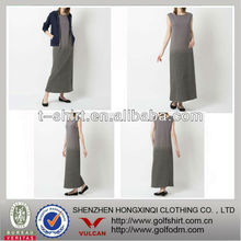 women casual household long dress with new design