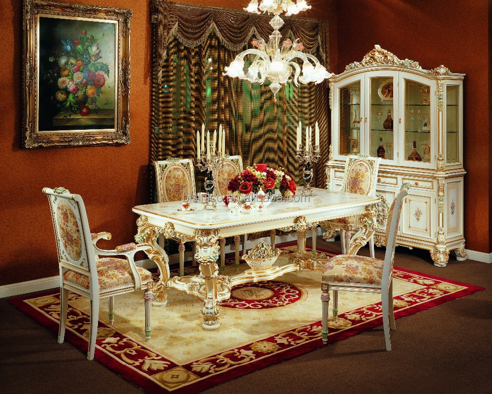 luxury dining room set dining room furniture buy european dining set