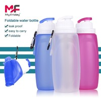 custom mold colorful good quality bpa free silicone clear plastic soda bottles