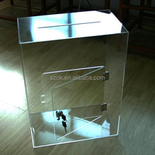 2015 new products POP acrylic shoe display case for adidas