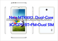"""Double SIM card 7"""" android4.2 GPS/3G 512/4GB tablet"""