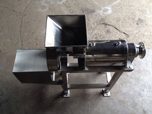 Industrial and Commercial Spiral Juicer LCJX-0.7