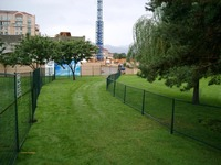 cheap temporary construction fence panel