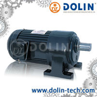 High Quality Industrial Small Electric Motor Engine Helical Gear Reducer