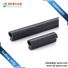 high performance silicone rubber sealing strip for trucks parts