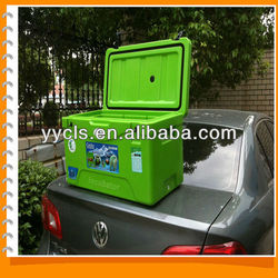 60L Plastic chilly bin for car
