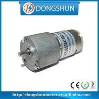 For Dental Equipment Use DC 6v 33mm DS-33RS385 dc gear motor with encoder