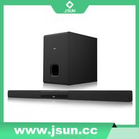 Black Soundbar Promotion Active Soundbar With Bluetooth S-1106