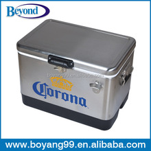 stainless steel coolers