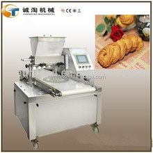 PLC Stainless steel easy operate automatic cookie making machine/biscuit maker
