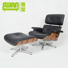 2018 modern eames plywood lounge and ottoman
