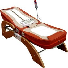 electric luxury massage bed with music PLD-6018F+