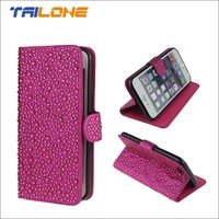 luxury oem bling diamond phone cases and covers for iphone 6 cover