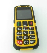 high quality water proof phone portable mobile phone charger dual sim qwerty keyboard mobile phone with CE certificate