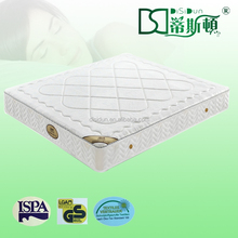 latex mattress topper bamboo cover in mattresses