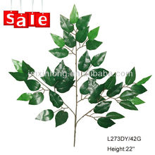 sobre la venta de ficus decorativos plantas de interior follaje de corte hojas artificiales