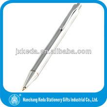 Bright Silver Pen w/ European click perfect pen