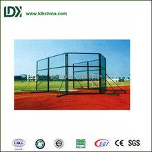 2014 hot sale international standard IAAF discus throwing cage