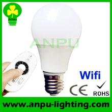7W WIFI wedge base t10 led bulb CHINA