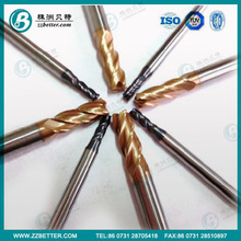 flat end mill, ball end mill, radiu carbide end mill grinding machine
