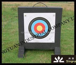 gym sports equipments,outdoor shooting used archery targets,portable shooting targets