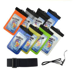 simple and fashion mobile phone waterproof bag,waterproof case for phone,waterproof pouch for cell
