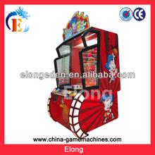 2014 Amusement redemption game machine, Kids Basketball simulator, coin operate street basketball
