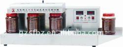 Automatic electromagnetic sealer for large bottle