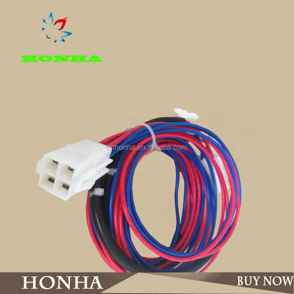 Waterproof 12v 24v Ceramic H4 Headlight Relay And Molex 5559 Wiring Connectors Hh 015