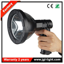 Long irradiation distanceJGL light high power led marine searchlight 5JG-T61-LED CREE 10W led rechargeable hunting lamp