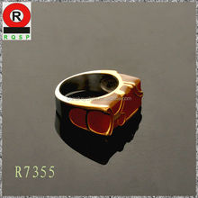 Alibaba china supplier unique design personalized chocolate ring made in China