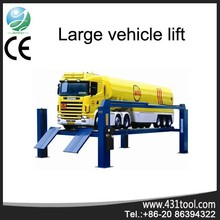 onground lift 12000 lbs CWHD10-W 10 ton truck repair lifters