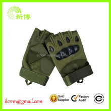 Top quality customized half- fingers slip-proof glove