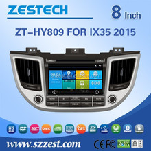 touch screen stereos audio type player multimedia navigator car stereo for hyundai ix35 2015 with gps