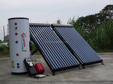 100L Split Pressurized Heat Pipe Solar Energy Water Heater System
