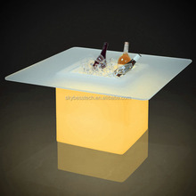 led cube table, bar furniture,cube lumineux led jardin sans fil