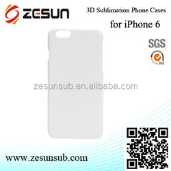 Hot selling sublimation case for iphone 6