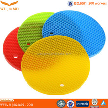 transparent silicone mat hot sale in china
