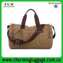 alibaba china canvas duffle bag luggage bag handbag travel bag