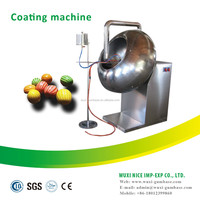coating machine drum stainless polishing machine
